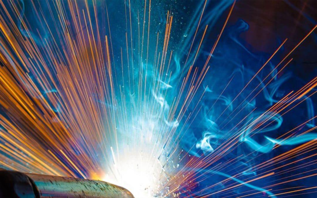 Aluminium geschweißt von DHM